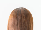 分け目の髪が立つあほ毛を対策