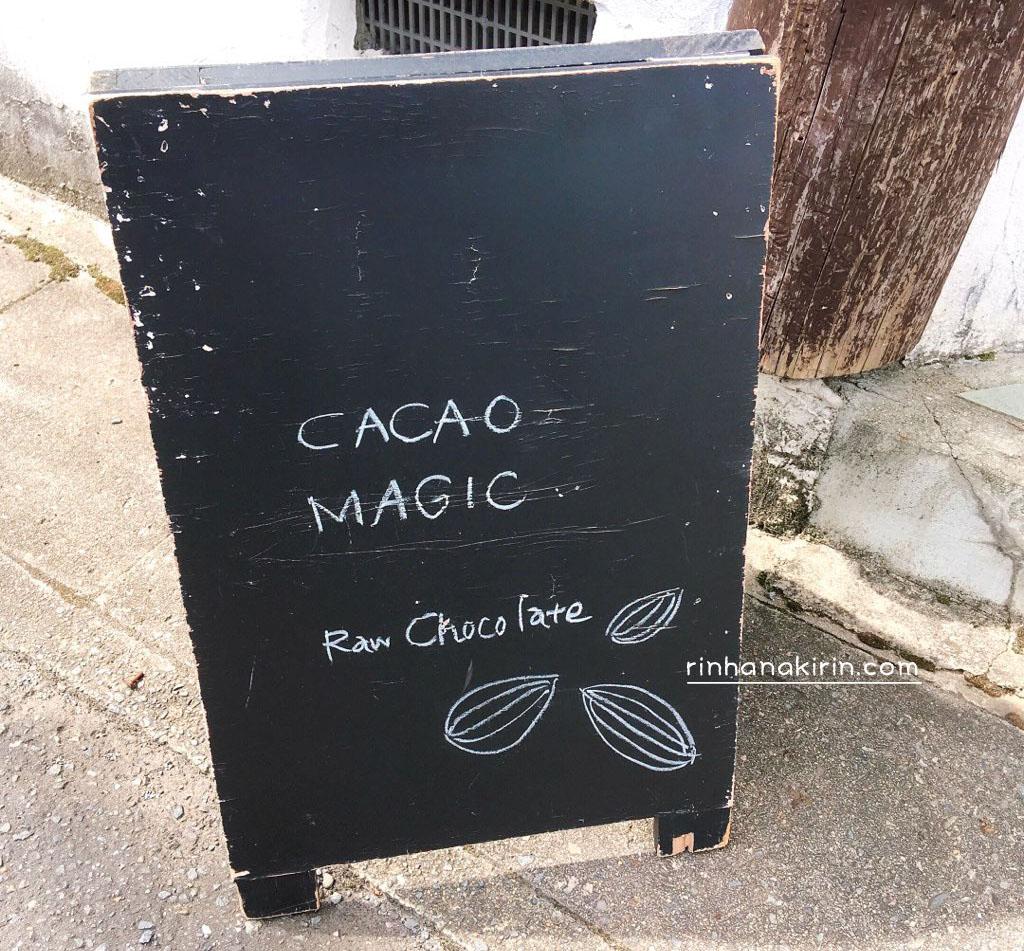 美髪や育毛効果のある高カカオチョコレート販売店カカオマジック