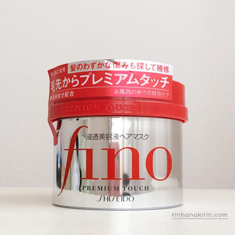 フィーノのヘアマスクトリートメント
