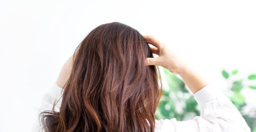 髪を乾かすまでの時間